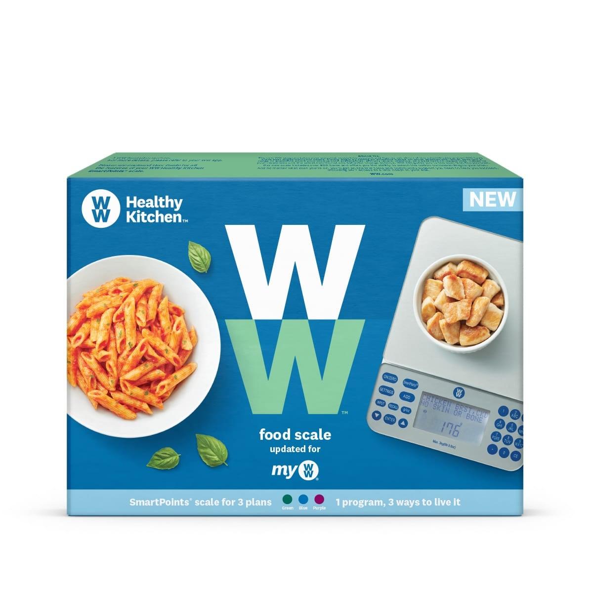 myWW™ Digital Food Scale