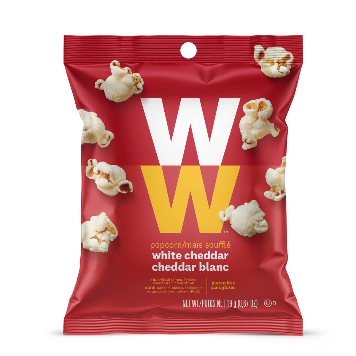 White Cheddar Popcorn - Pack of 6