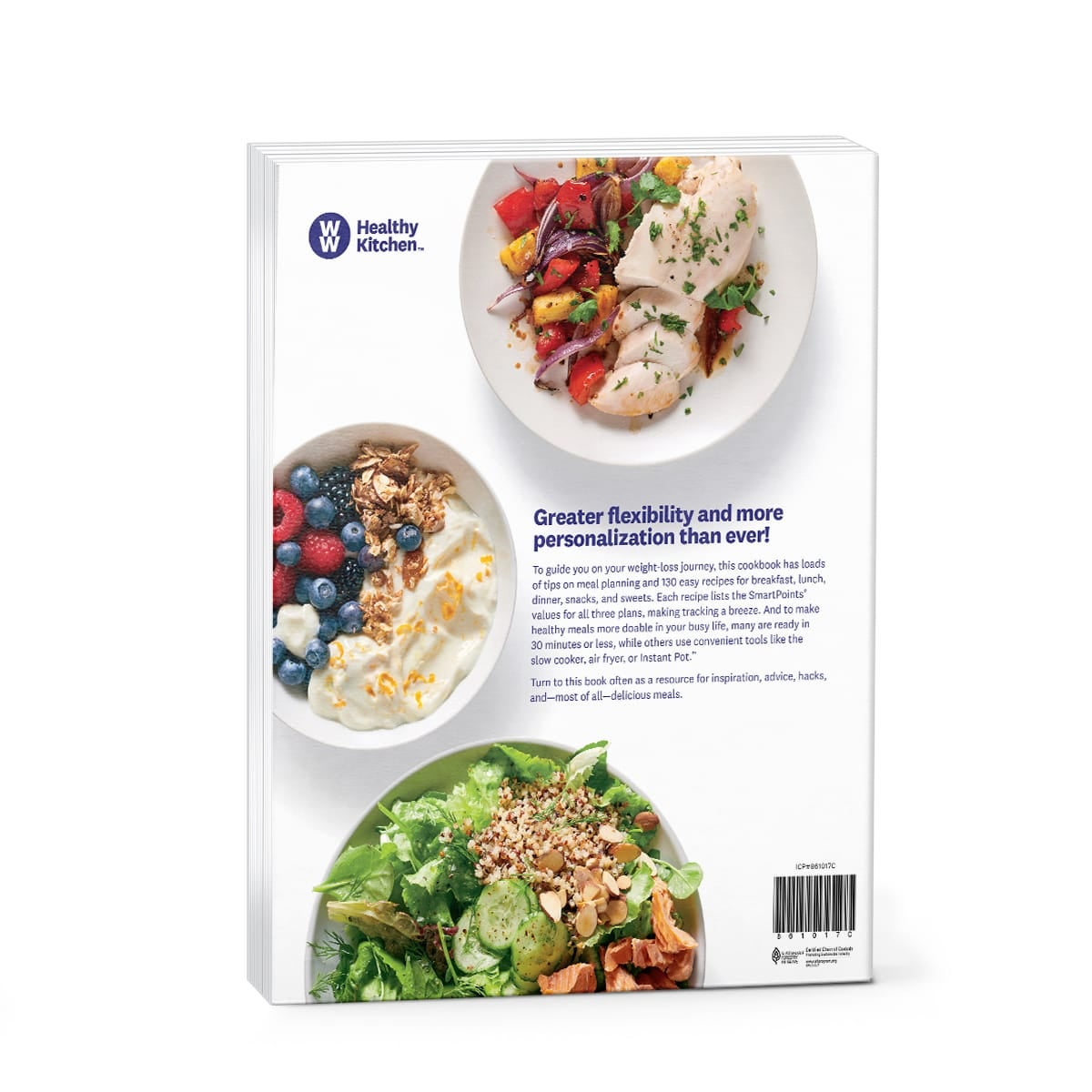 The myWW™ Program Cookbook: Hardcover Edition - English - alternate view 2