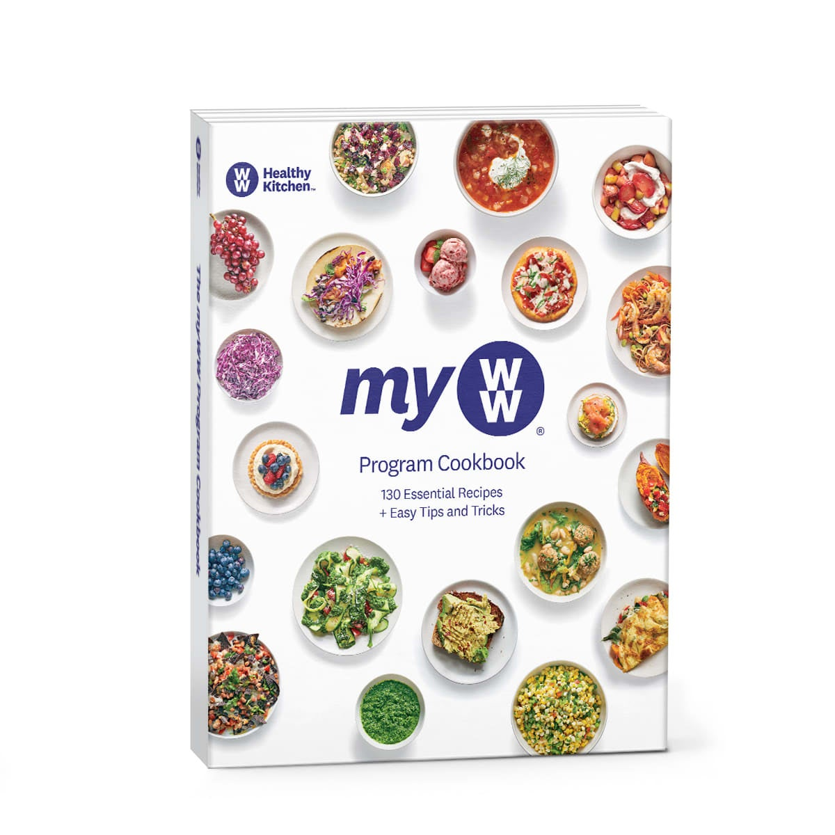 The myWW™ Program Cookbook: Hardcover Edition - English