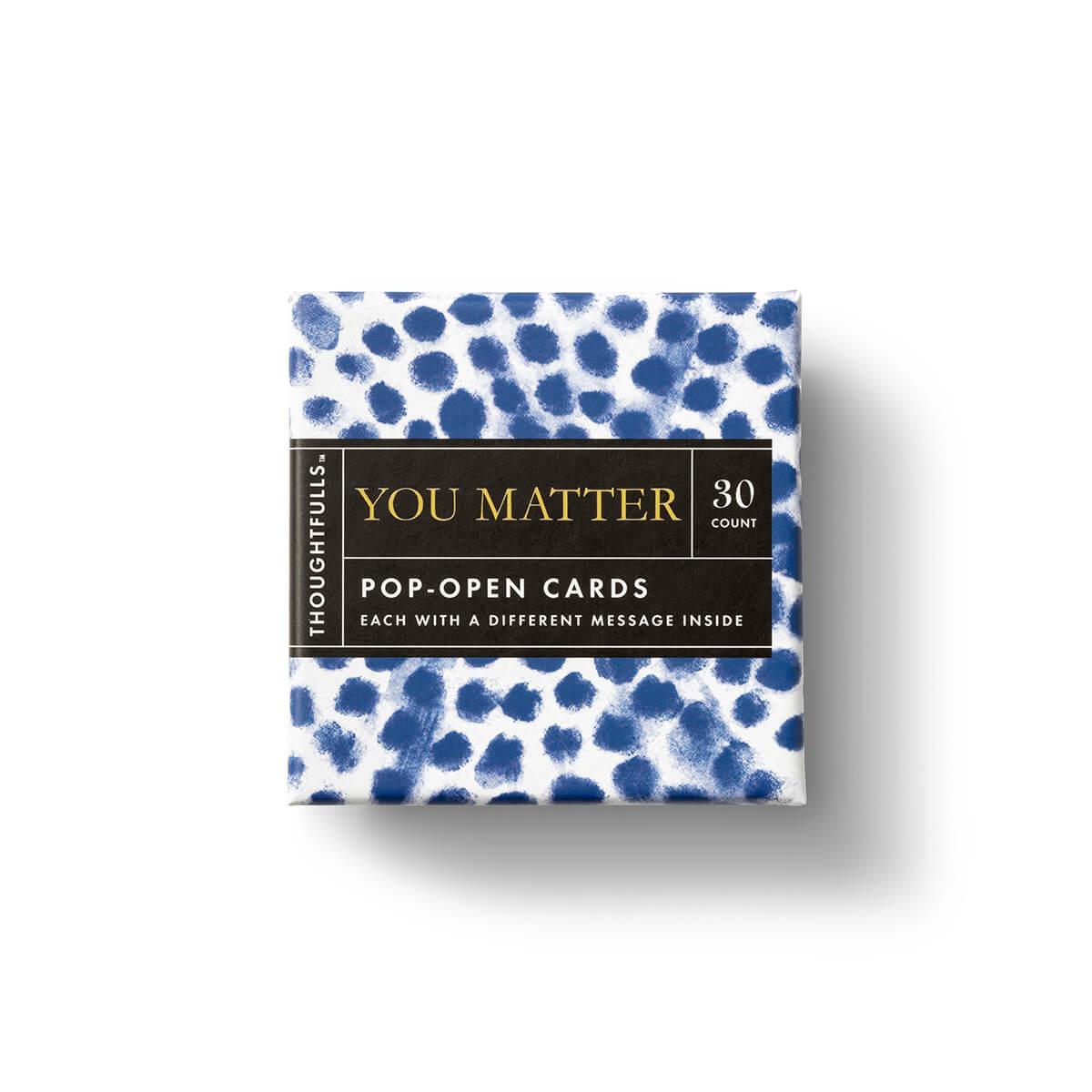 Thoughtfulls You Matter Cards