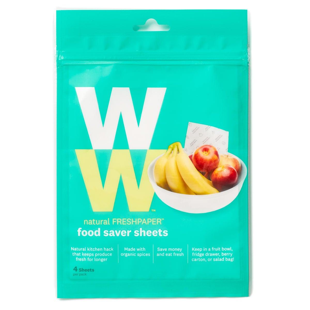 WW FRESHPAPER Food Saver Sheets