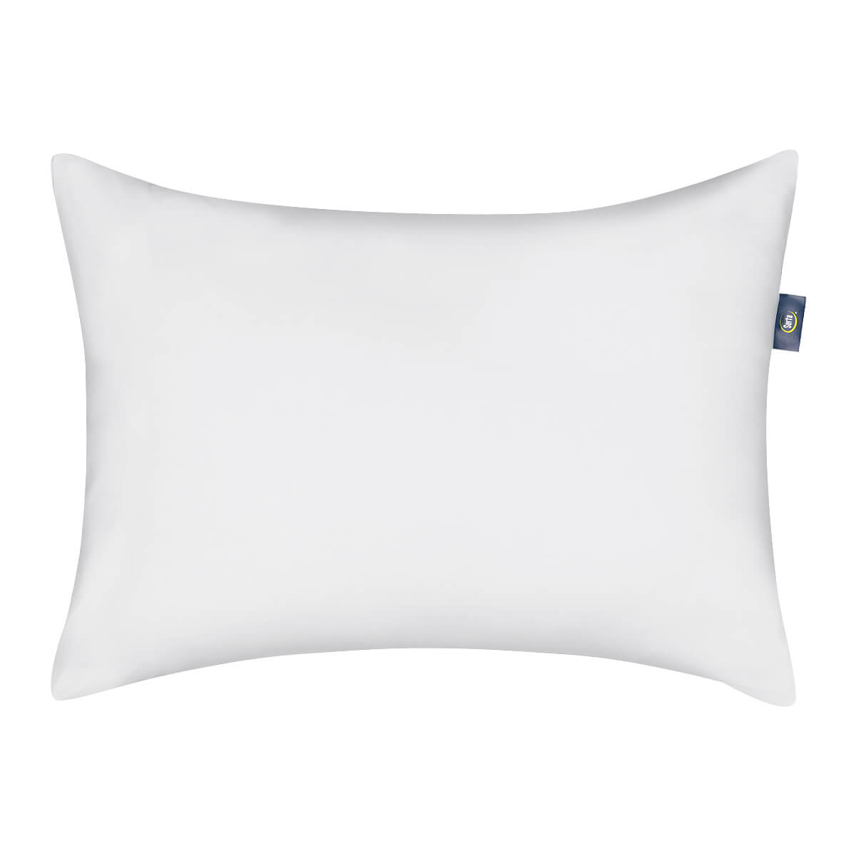 Serta Chill Luxe Pillow Protector - front view of pillow