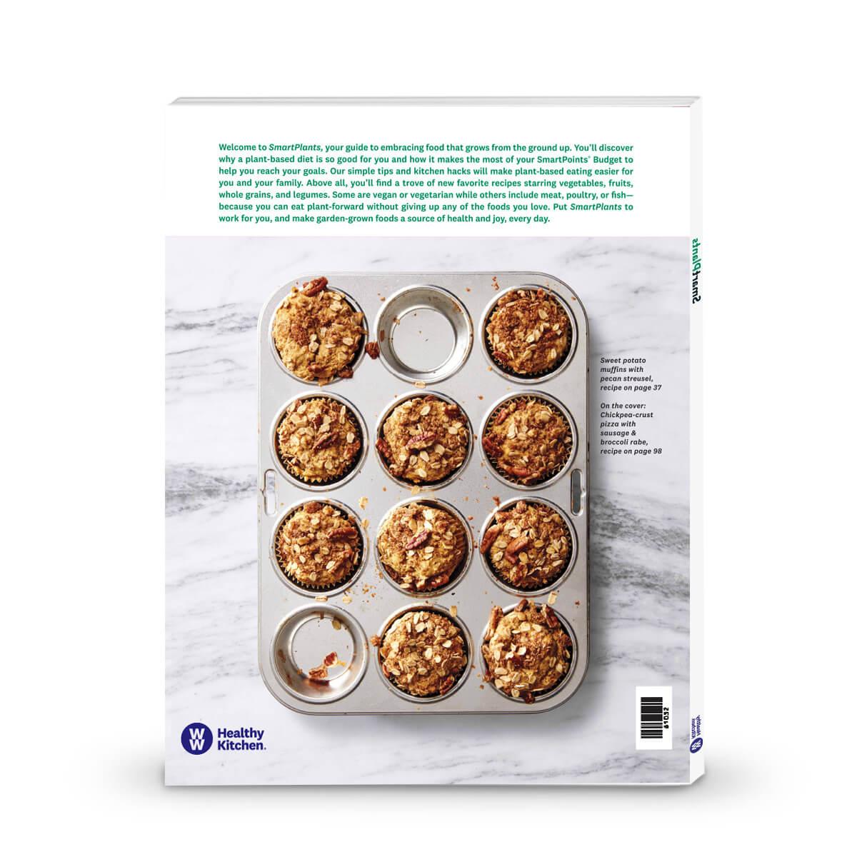 SmartPlants Cookbook - back