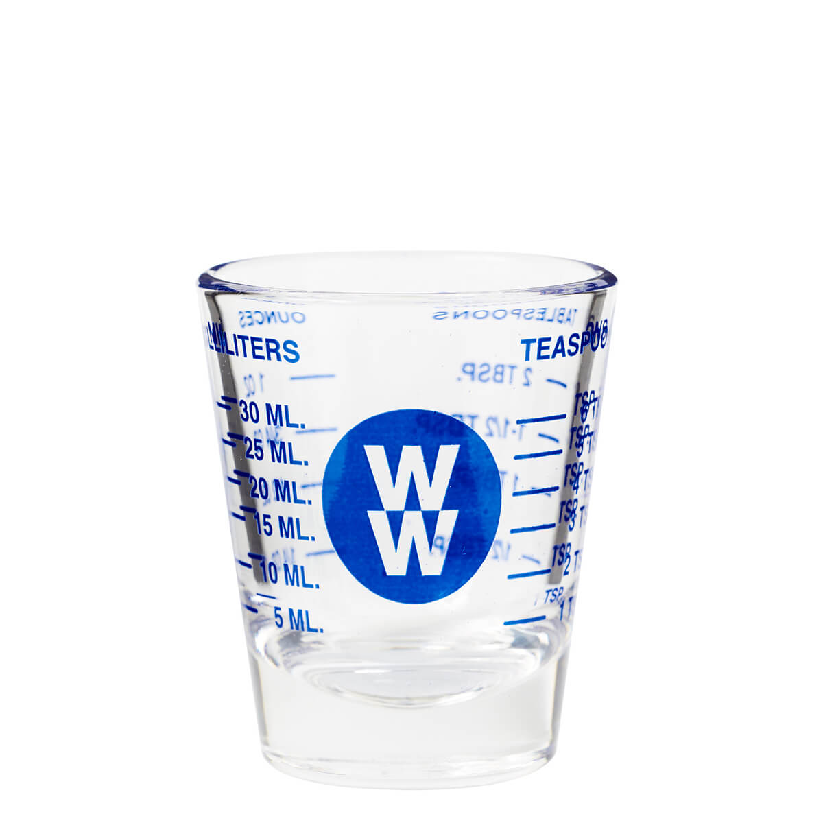 Glass Mini Measure Cup
