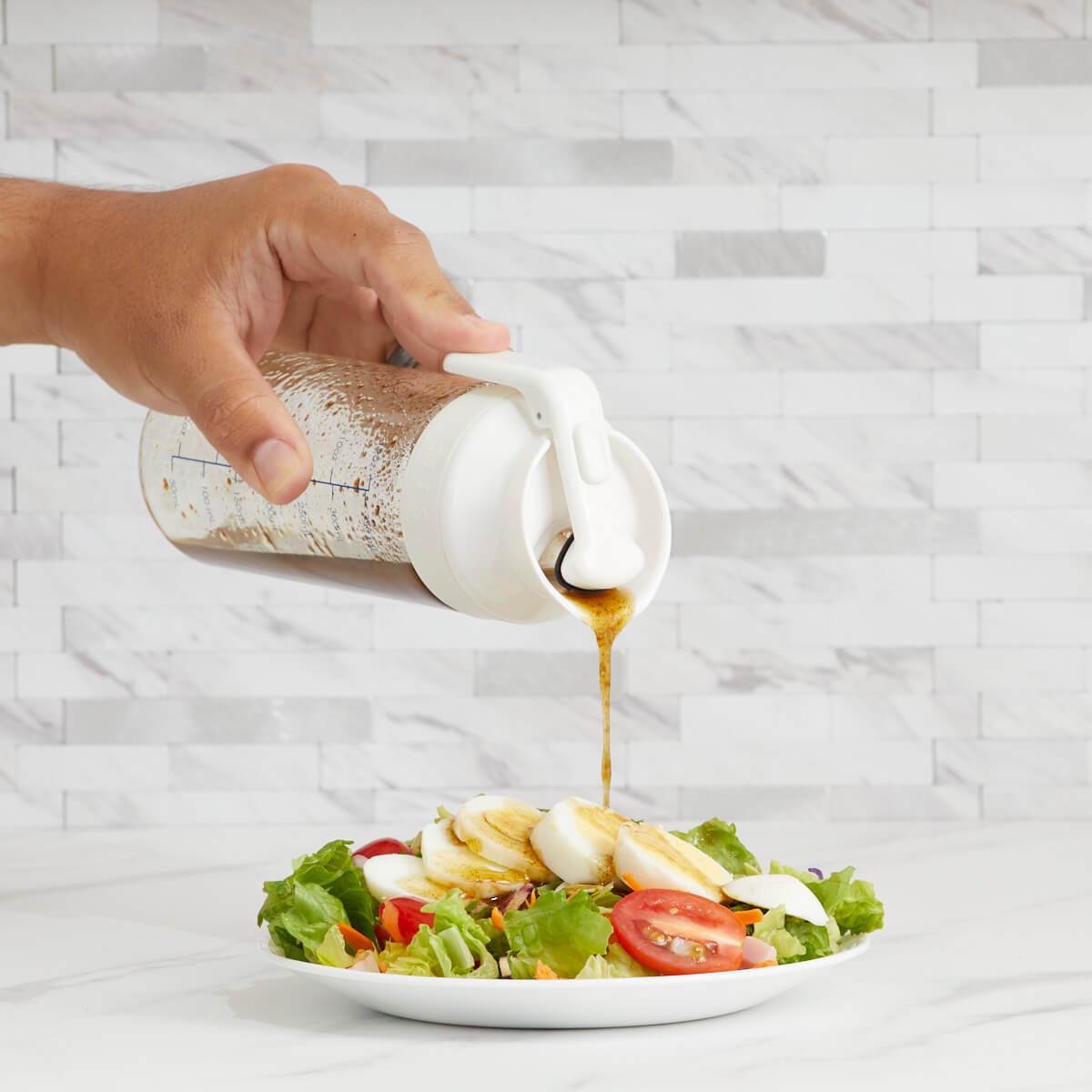 WW by Misto Salad Dressing Shaker - lifestyle 3