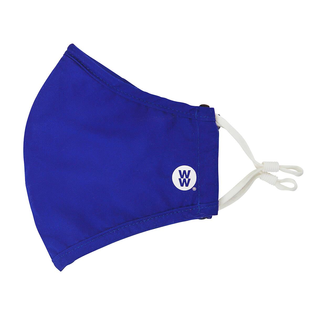 WW Reusable Cloth Mask - side