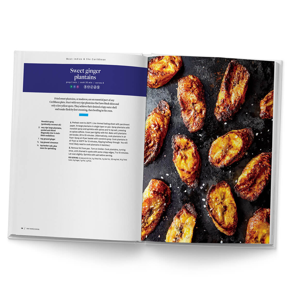 Homecoming Cookbook - recipe 1