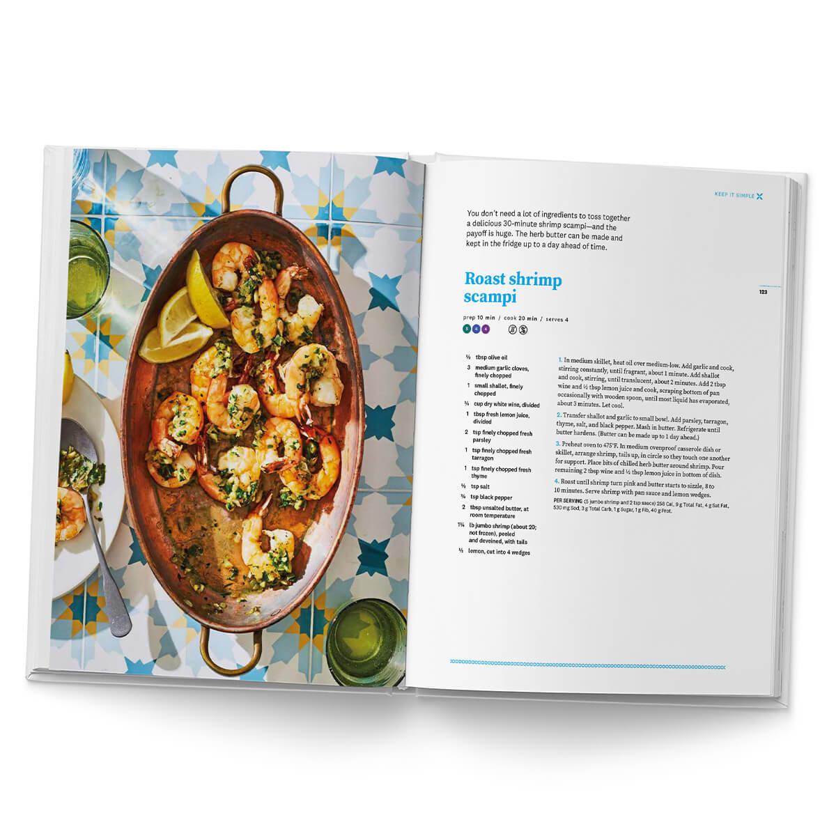 The Mediterranean Table Cookbook - recipe 2