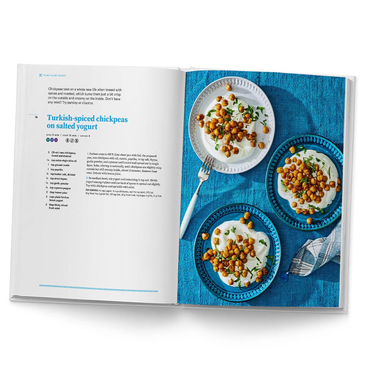 The Mediterranean Table Cookbook - recipe 3