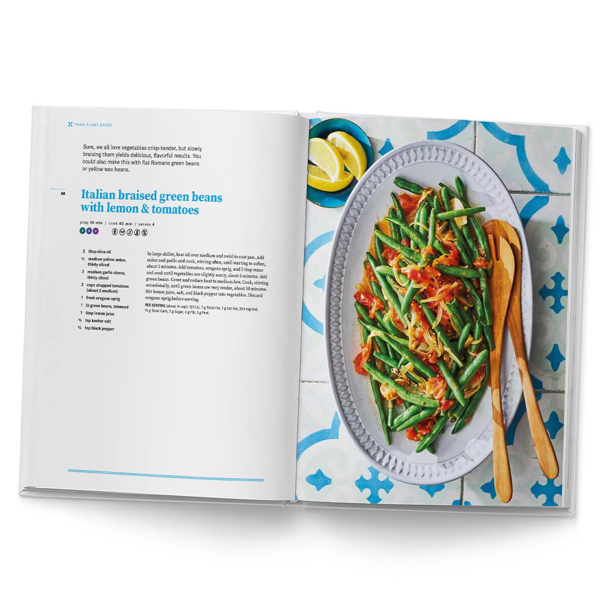 The Mediterranean Table Cookbook - recipe 1