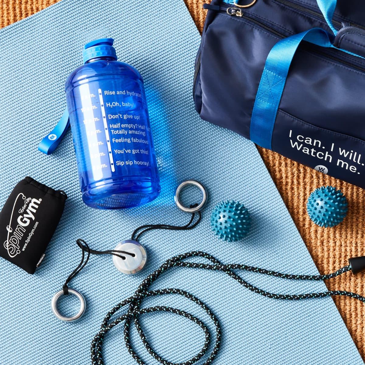 Half Gallon Water Bottle - lifestyle 1