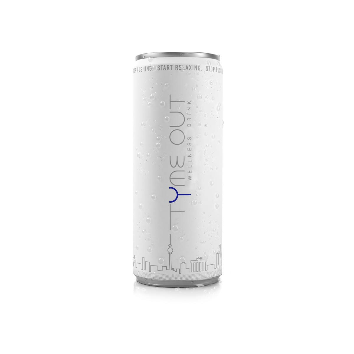 Tyme Out Wellness Drink