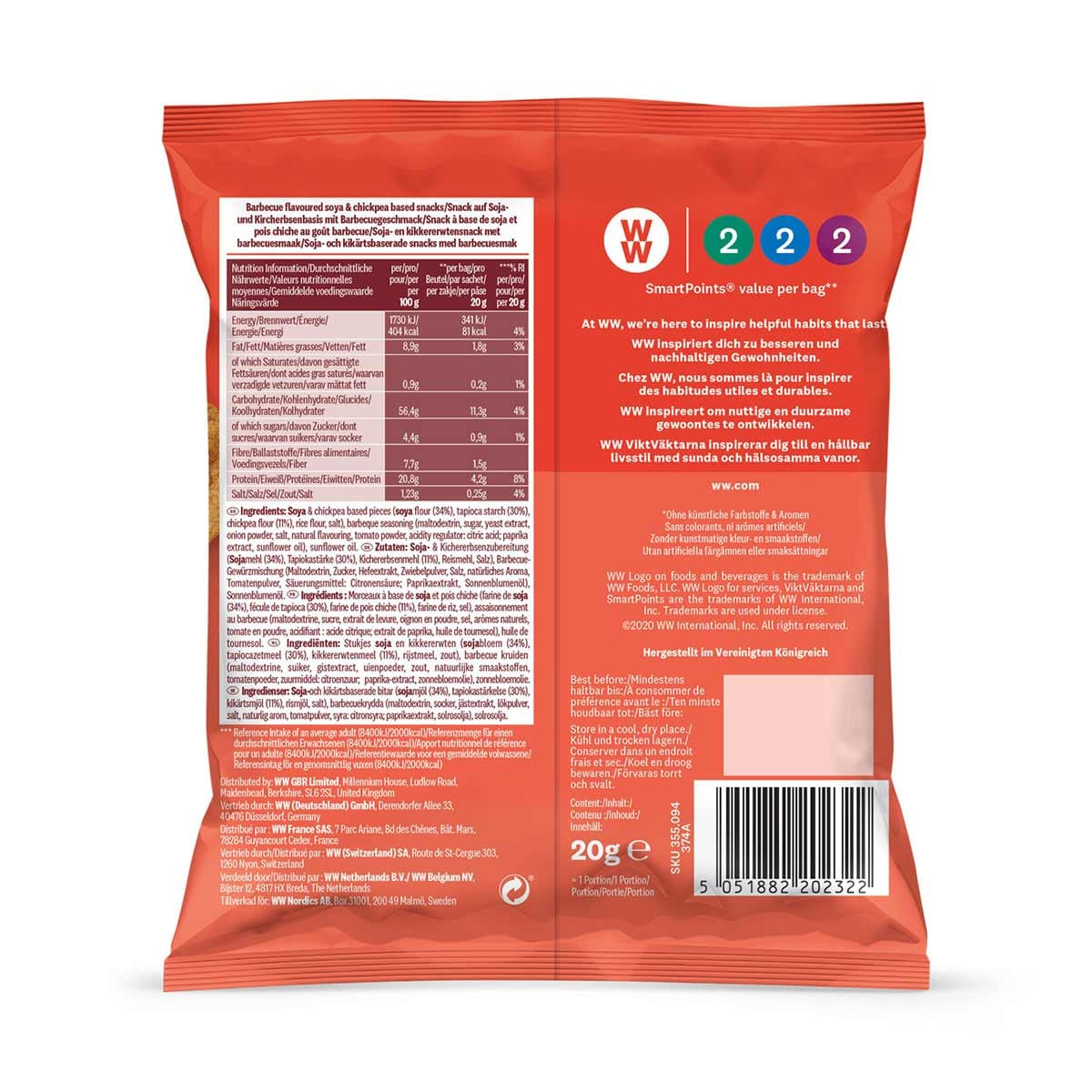 Barbecue Snack Chips 3
