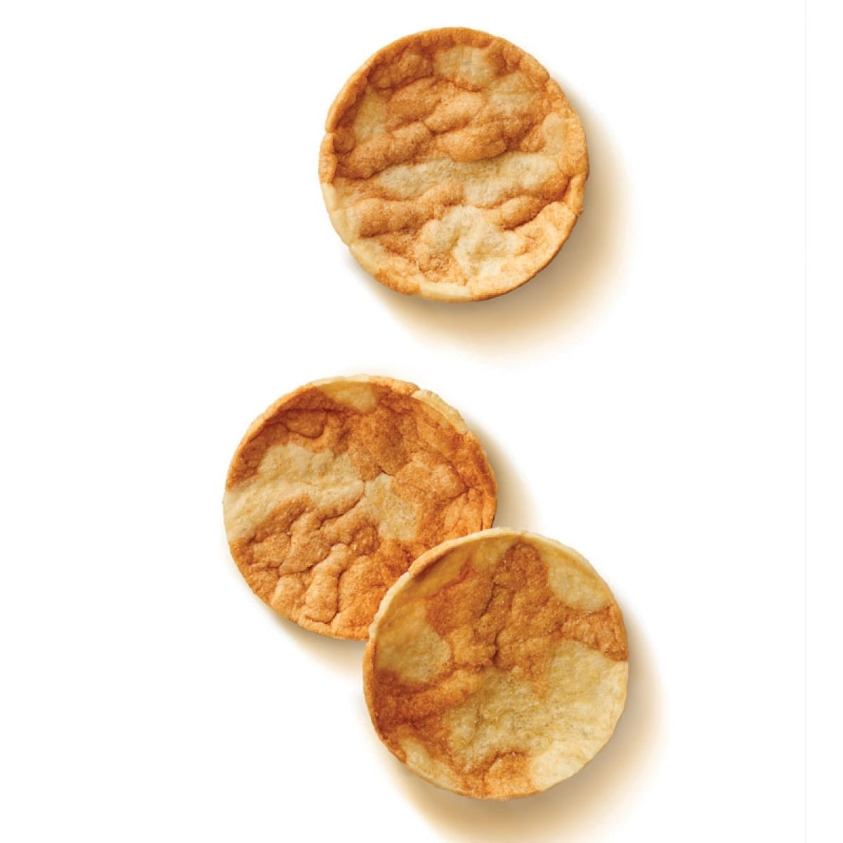 Cheese & Onion Snack Chips Food
