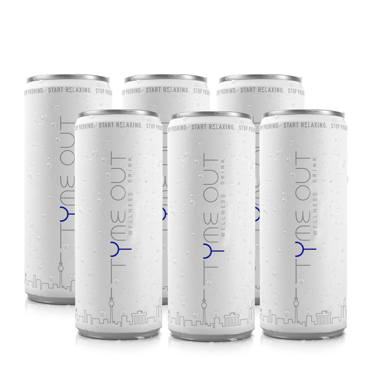 WW Tyme Out Wellness Drink 6er Pack