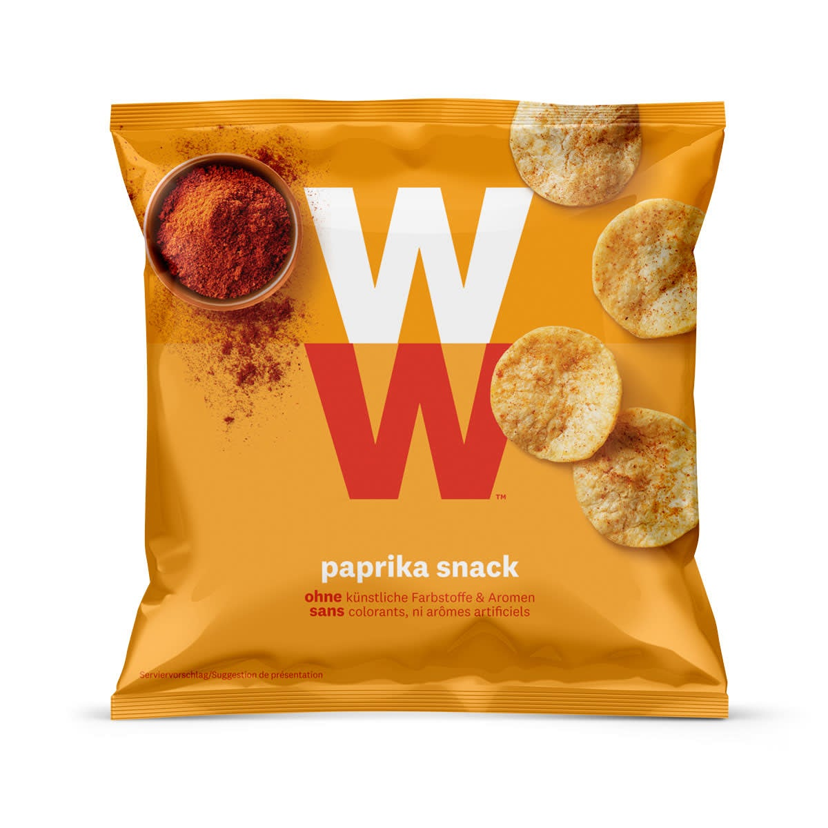 WW Paprika Chips