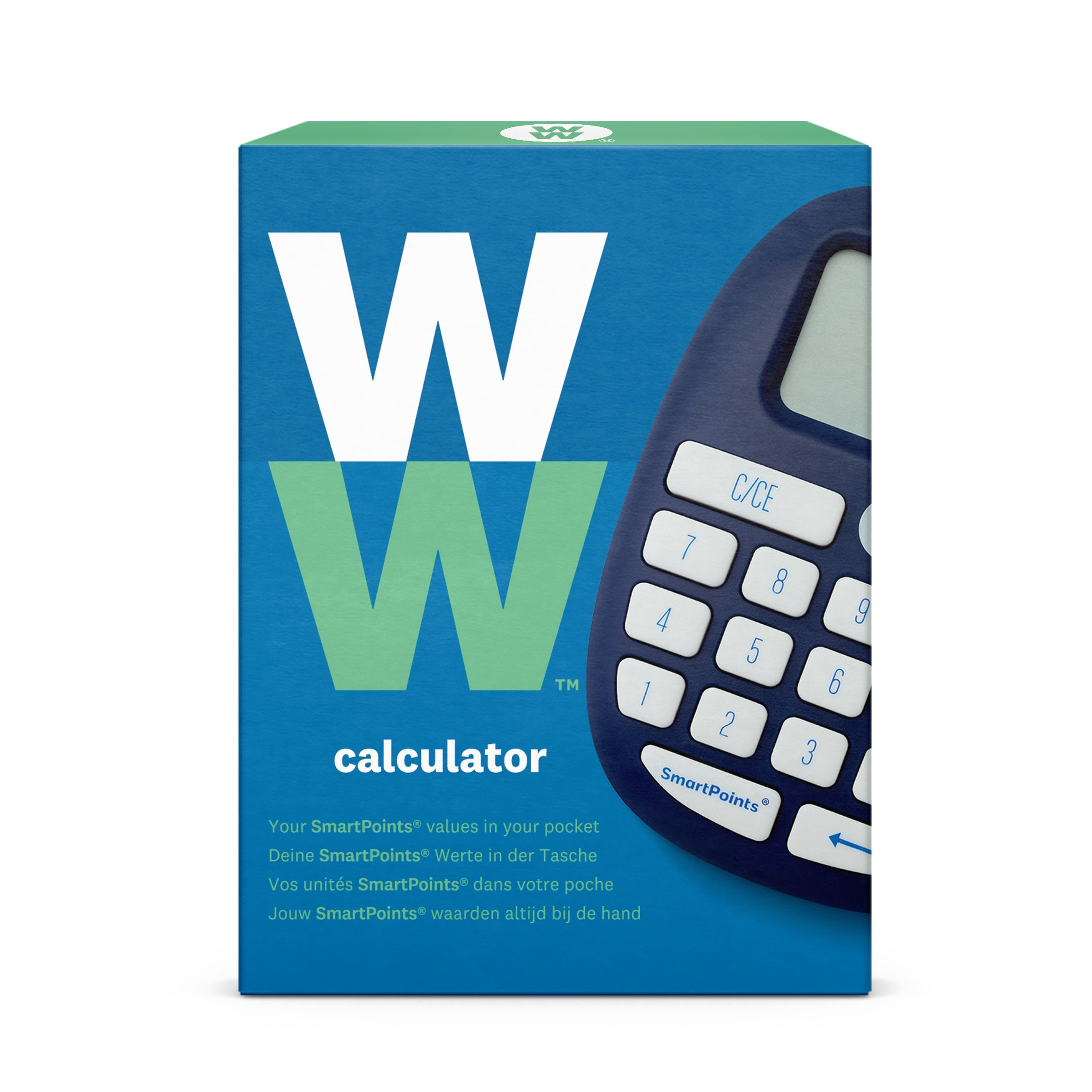 Calculateur de Smartpoints ww