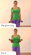 fitness workout details  fullbody toning for beginners