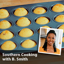 Muffins with B. Smith