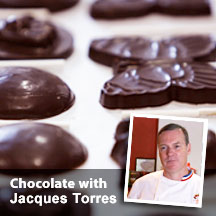 Chocolate with Jacques Torres