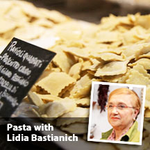 Pasta with Lidia Bastianich