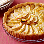 Caramel-Apple Tart