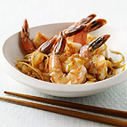 Ginger Shrimp