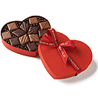 heart Shaped Box of Maisondu Chocolate