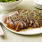 Roasted Sirloin Beef