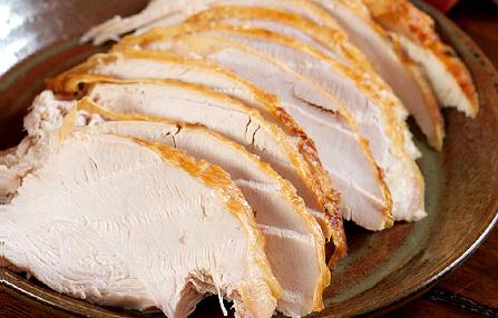 roast turkey breast joint recipe