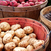 Skinny on Potatoes