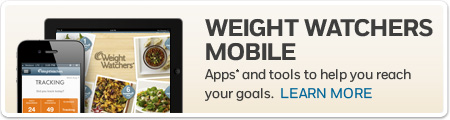 Weight Watchers Mobile - Apps and tools to help you reach your goals.  Learn More about Weight Watchers Mobile.