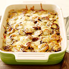 Texas-Style Sausage and Cheese Casserole