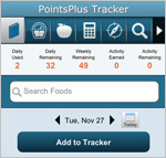 Weight Watchers Mobile Site