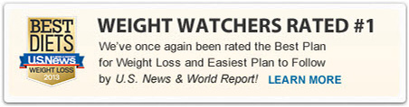 Award: US News & World Report Best Weight Loss Plan 2013.  Click Learn More to read the article.