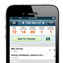 Weight watchers weight loss support at a meeting and online tools.