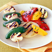 Mix and Match Summer Recipes