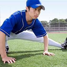 5 Stretches for Baseball and Softball