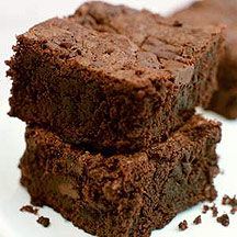 Chocolate Chip Brownie from Stevia Extract In The Raw