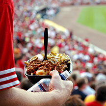 What to Eat at the Ballpark