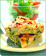 Photo of Deep-Dish Polenta Pie by WW