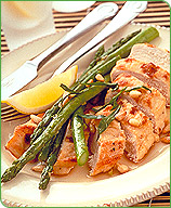 Photo of Chicken sauté with pine nuts by WW