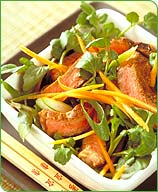 Photo of Korean-style grilled flank steak by WW