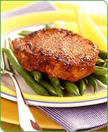 Resultado de imagen para Spice-Rubbed Pork Chops
