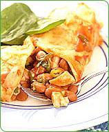 Photo of Turkey-bean enchiladas by WW