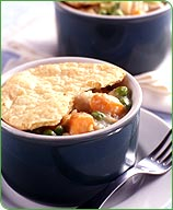 Photo of Individual chicken pot pies by WW
