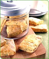 Photo of Herbed breakfast biscuits by WW