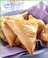 Photo of Winter Fruit Turnovers by WW