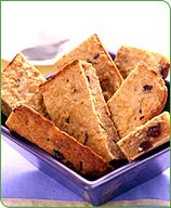 Photo of Banana-cranberry bars by WW